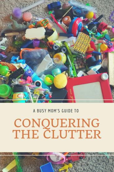 Conqueringclutter
